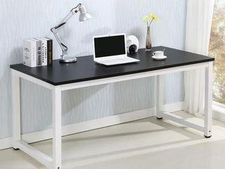 Porch  amp  Den Catalina Wooden Office Furniture Computer Desk   Black
