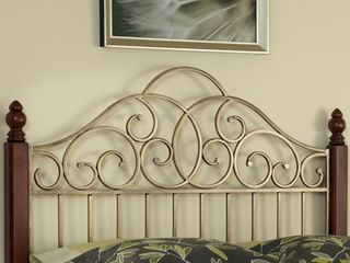 St  Ives Queen  Full Headboard by Home Styles