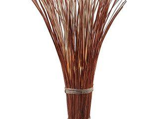 Kenroy Home Sheaf Floor lamp  Natural Reed
