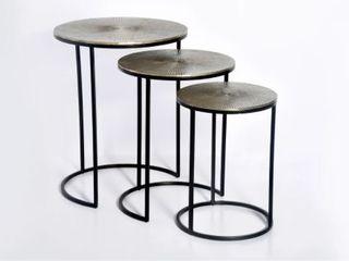 Sunburst Nesting Tables Set 2