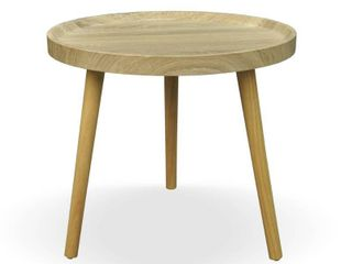 Marquette Traditional Faux Wood Side Table by Christopher Knight Home