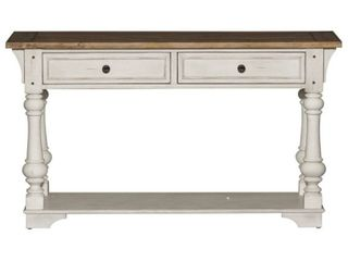 liberty Furniture Magnolia Manor Sofa Table   244 ot1030