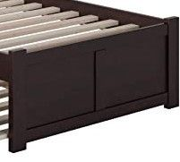 Atlantic Furniture Urban Panel Footboard Only   R 261131 in Espresso for Full Size