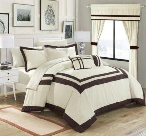KING Chic Home Ritz 20 Piece Bedding Set