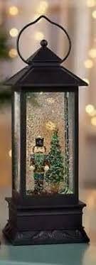 Illuminated Holiday lantern with Timer by lori Greiner Nutcracker