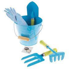 Hey Play 80 PP GSP Kids Garden Tool Set   Mini Kit for Boys   Girls