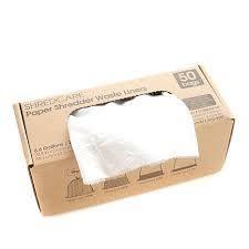 ShredCare   Paper Shredder Bin liners  50 Pack