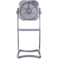 Air Innovations 12a 3 in 1 Swirl Cool Stand Fan with Remote Platinum