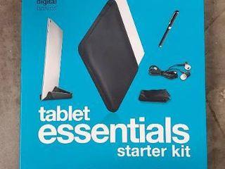digital basics Tablet Essentials Starter Kit