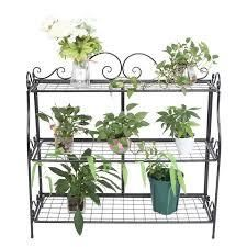 Modan lace 3 tier Black Iron Plant Stand by Havenside Home Retail 89 99