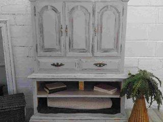 Refurbished Wood Dresser