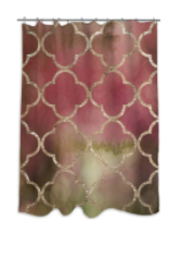 Oliver Gal Shower Curtain