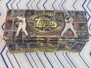 1996 Topps MlB Complete Factory Set