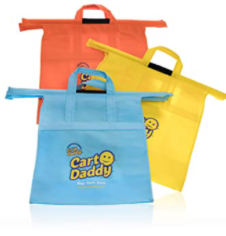 Cart Daddy Bags Set of 3