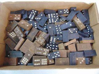assorted dominos