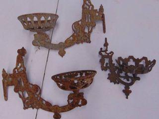 Kerosene lamp Holders