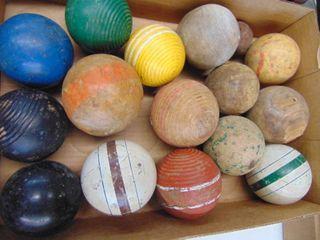 Crocket balls