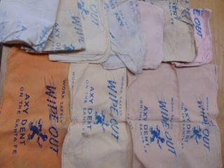 Sante Fe Railroad towels