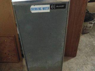 elkay water fountain