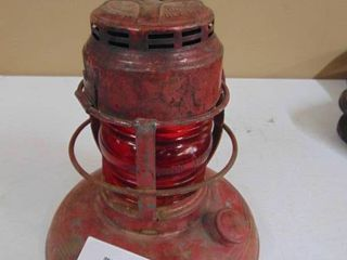Embury traffic lantern