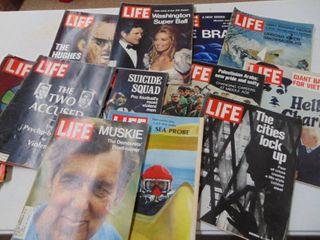60s life Magazines