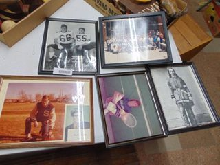 assorted photographs