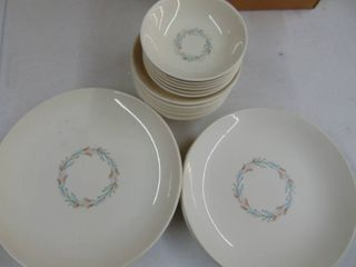 set of fortune dishes