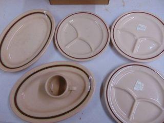 Sterling plate set
