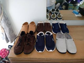 Pretty Good 6 Pair lot Of Ryka Womens Shoes Sizes 8 5 9