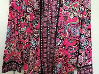 Joan Rivers Pink Size Medium Blazer
