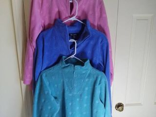 3 Denim and Co  Soft Polyester Pullovers Size large