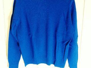 Blue Clan Douglas Cashmere Sweater