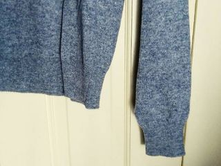 Grey Cashmere Sweater by Pringle of Scotland