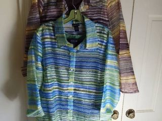 Two 3 Piece Citiknits Outfits Size large