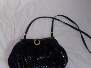 Whiting and Davis Bling Purse