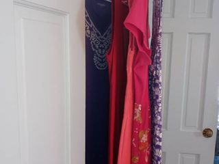 lot Of Assorted ladies Spring Summer Dresses Size large