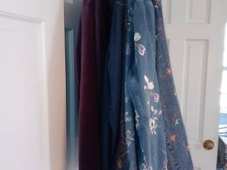 lot Of 5 Womens Denim Co  Jackets Size large