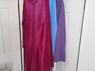 lot of 3 Norm Thompson Nightgowns