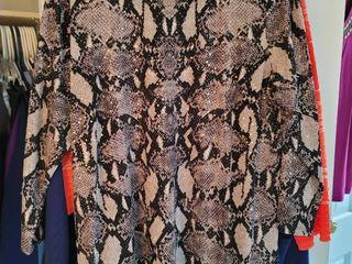 lot of 5 Susan graver size large women s blouses