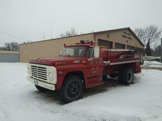 City of Lake Lillian Municipal Surplus