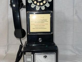 Replica pay phone