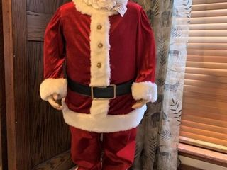 Animatronic Santa Claus  56  tall