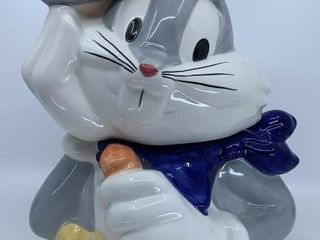 looney Tunes Bugs Bunny cookie jar