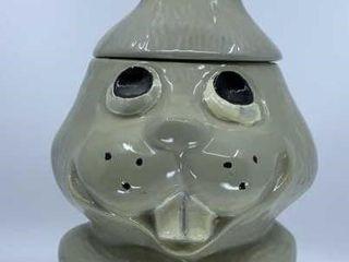 McCoy Hocus Rabbit cookie jar