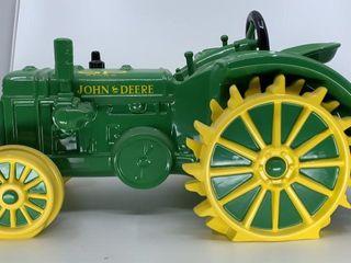 Enesco John Deere GP31 Tractor cookie jar