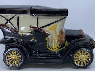 McCoy Touring Car cookie jar