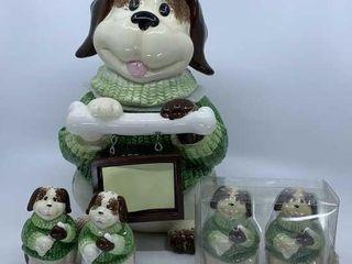 CKAO Dog cookie jar
