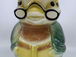 Robbinson Ransbottom Wise Bird cookie jar