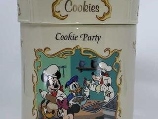 lenox DisneyIJs animated classics cookie jar