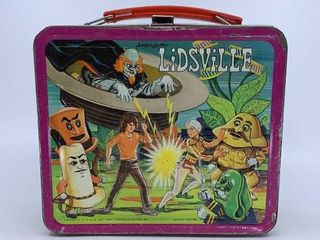 Vintage Lunchbox Collection - 60's, 70's, 80's